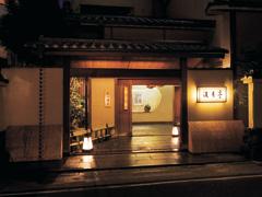 写真:碧川閣・玄関