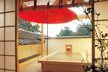 露天風呂付特別室イメージ