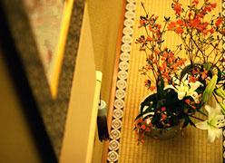 写真:花紋イメージ