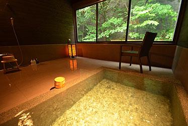 写真:貸切風呂 いろはの湯