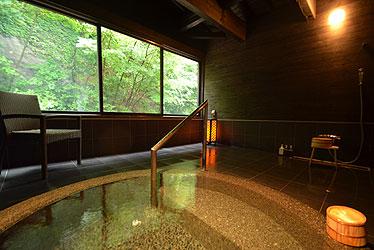 写真:貸切風呂 ヤタガラスの湯