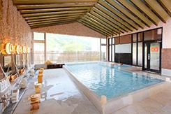 写真:大浴場 十三泉