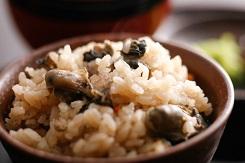 写真:牡蠣飯イメージ