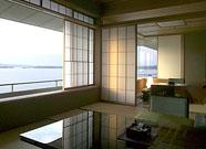 写真:浜離宮迎賓室「天游」客室
