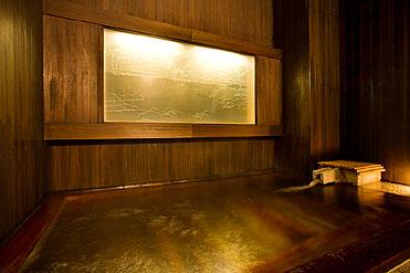 写真:檜風呂