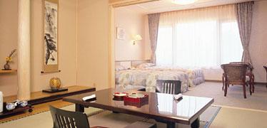 写真:高千穂館 和洋室