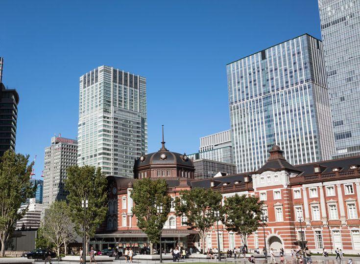 写真:東京駅