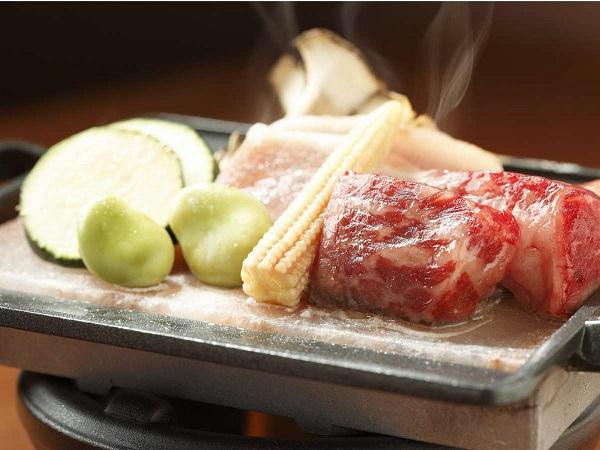写真:旬の会席料理