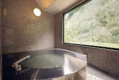 写真:薬草風呂