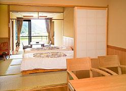 写真:翔鷺館 :露天風呂付客室