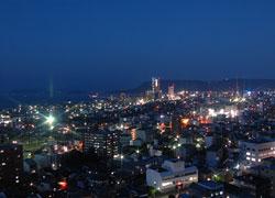 写真:夜景