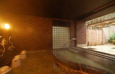 写真:館内浴場