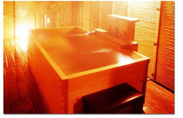 写真:貸切風呂