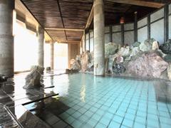 写真:内風呂源泉