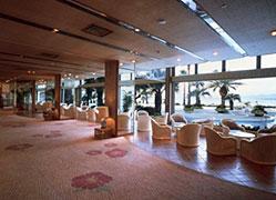 舘山寺サゴーロイヤルホテル:ロビー
