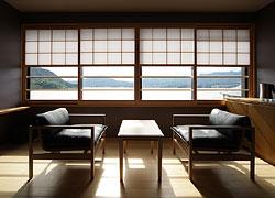 写真:海の見えるお部屋