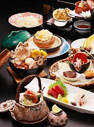 写真:日本料理「最上亭」