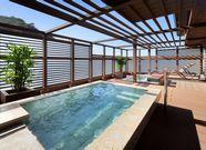 写真:3F 庭園露天風呂付客室