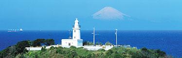 写真:州の崎灯台の眺望