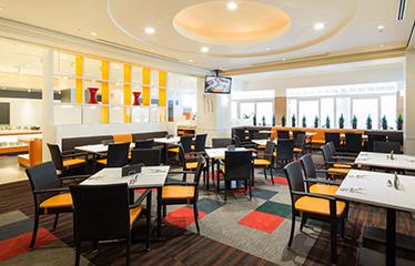 写真:レストラン グランサンク (2F)