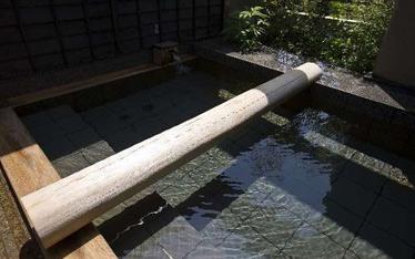 写真:男女大浴場露天風呂
