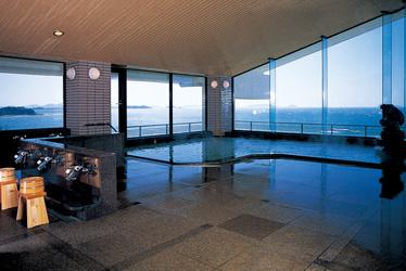 写真:展望大浴場・露天風呂【千賀の湯】