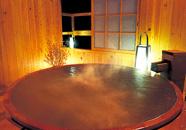 写真:貸切露天風呂/北の丸湯【花筏】