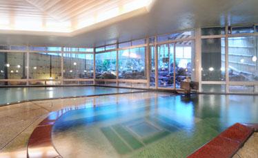 写真:庭園大浴場 「姫の湯」