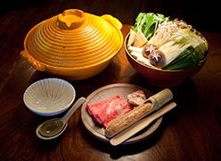 写真:ちゃんこ鍋
