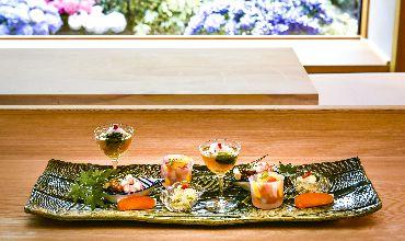 写真:日本料理 『はなの』