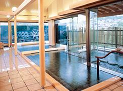 写真:眺望大浴場「山望の湯」