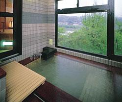 写真:光琳の館310号室展望風呂