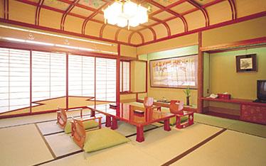 写真:加陽の館403号室12.5帖春慶塗特別室