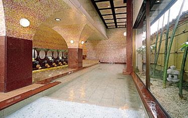 写真:大浴場|しょうぶの湯