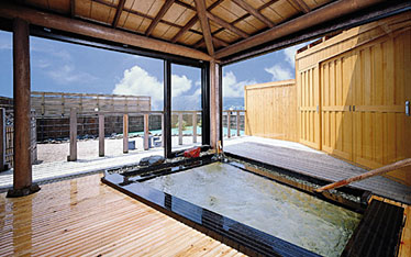 写真:源泉貸切風呂