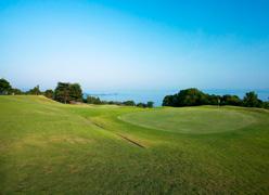 写真:ゴルフコース