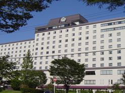 宮城蔵王ロイヤルホテル:ホテル外観