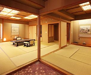 写真:最上階「貴賓室」