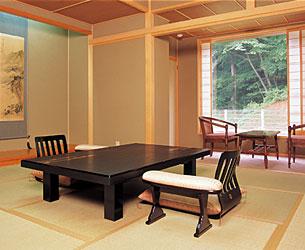 写真:新客室「万葉」