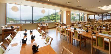 写真:和食レストラン「黒潮」