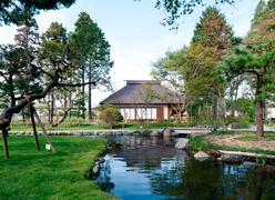 ホテルリゾート&レストラン マースガーデンウッド御殿場:松月庵外観