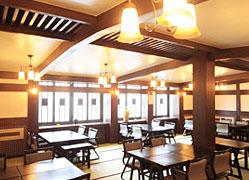 おおみや旅館:レストラン「琴」