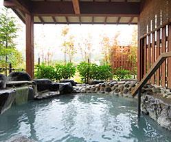 写真:離れ湯 百八歩 露天風呂