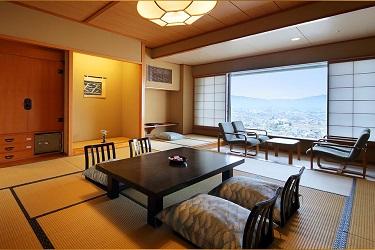 写真:東館12.5畳和室