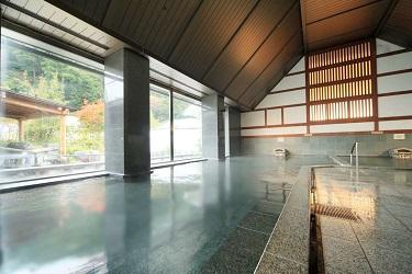 写真:大浴場 内湯