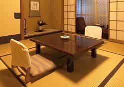写真:二間和室