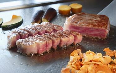 写真:鉄板焼 おおみ|料理イメージ