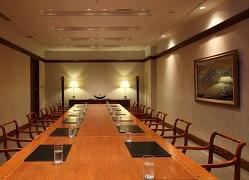 琵琶湖ホテル:ロビー・外観