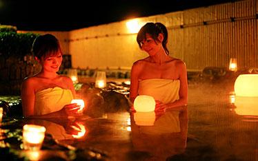写真:冠月の湯