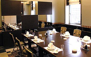 写真:レストラン 舟茶屋:個室